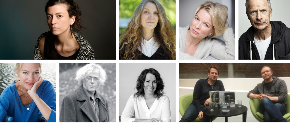 The Nowegian Festival of Literature on the Frankfurt book fair October 19th 2019