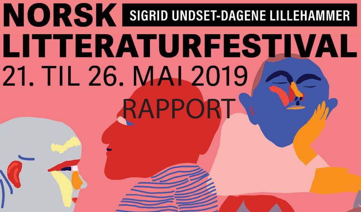 Festivalrapport 2019