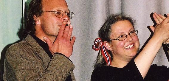 Velkommen til Norsk Litteraturfestivals høstfest og startskuddet for festivalens 25-årsjubileum!