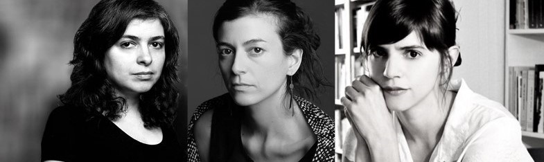 Three of Latin America's most important writers are ready for the literature festival!