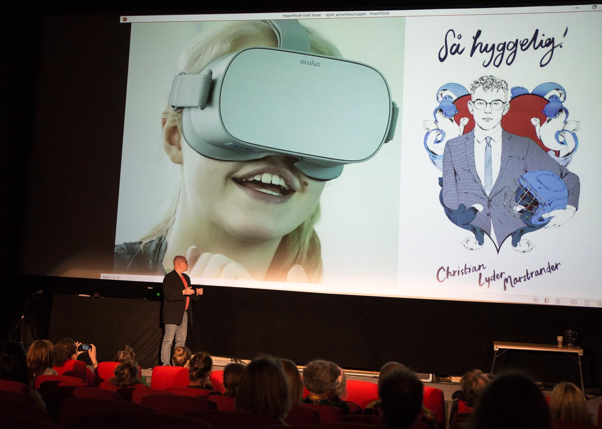 Komma, Norsk Litteraturfestival
