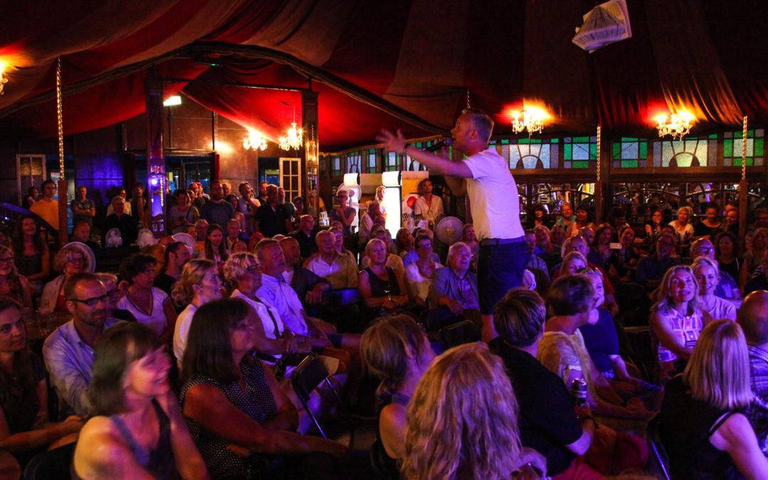 Norsk Litteraturfestival, pub til pub arrangement