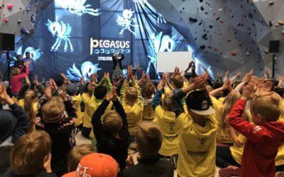 Programmet for årets utgave av Pegasus er endelig klart!