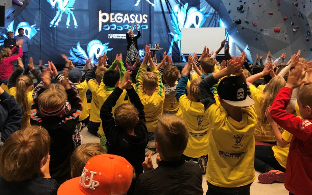 Velkommen til Pegasus' vårprogram