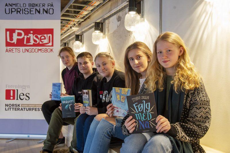 UPrisen, Norsk Litteraturfestival.