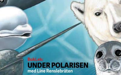Opplev «Boklek: Under polarisen» på en ny måte!