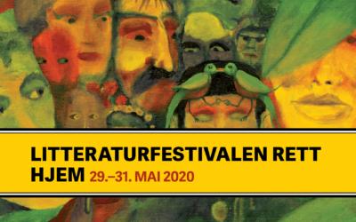 Alt du trenger vite om Norsk Litteraturfestival i 2020