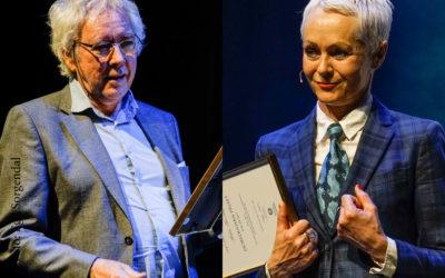 Dobloug-prisen 2021 går til Mona Høvring og Kjartan Hatløy