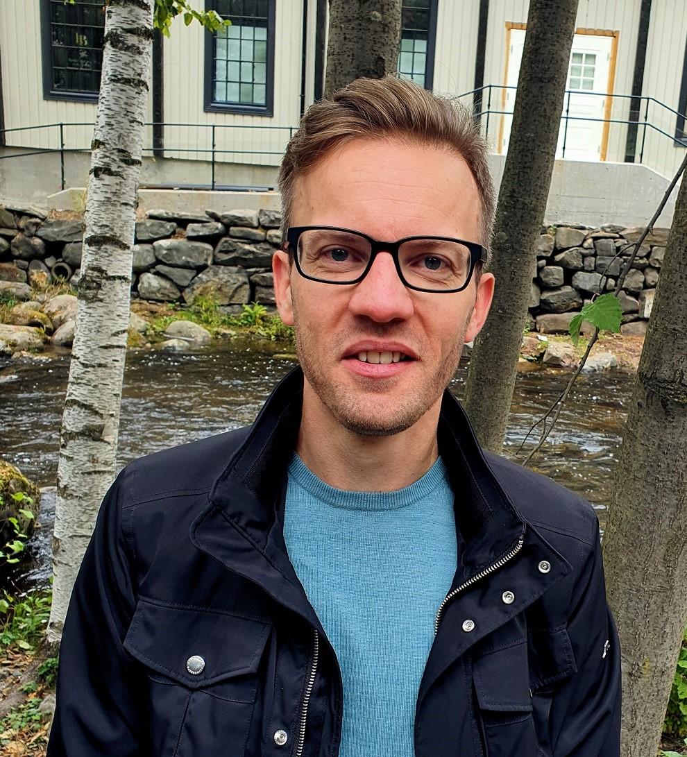 Bjørn R. Jørgensen